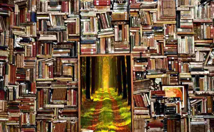 """Akcja """"Drugie życie książki"""", czyli bezpłatna wymiana książek."""