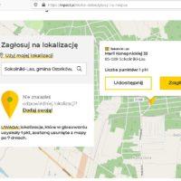 Zagłosuj na paczkomat InPost w Sokolnikach